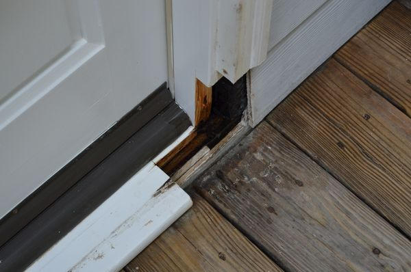 Door Sill And Molding Repair Fv Handyman