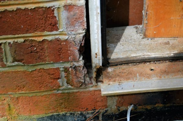 Brick Mold And Door Jamb Repair Fv Handyman