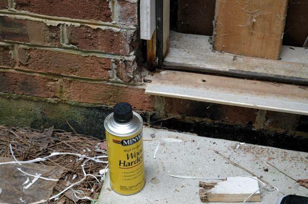 Brick Mold and Jamb Repair Slide 3