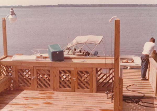 Dock on Kiawah Island June 1980
