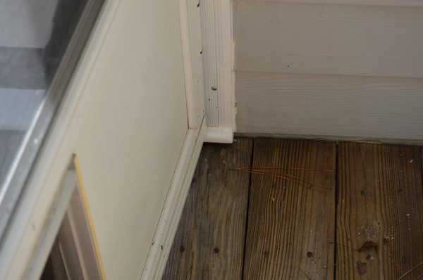 Door Sill & Molding Repair Slide 5