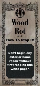 FV Handyman White Paper - Wood Rot