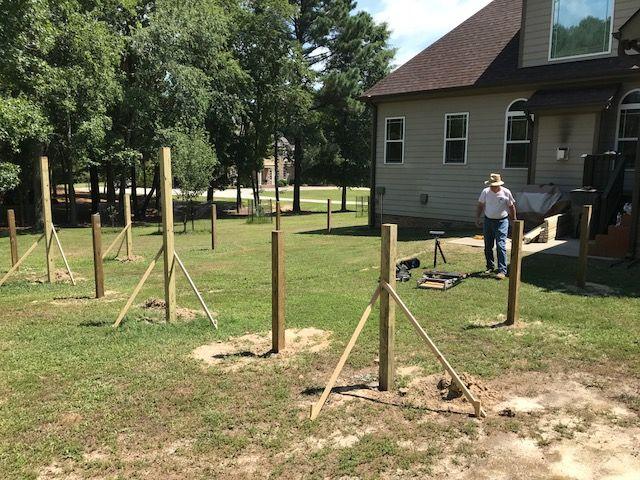 Gothic Picket Fence Slide 1