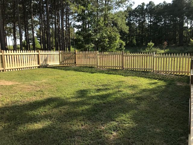 Gothic Picket Fence Slide 10